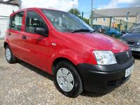Fiat Panda 1.1 8V ACTIVE (red) 2008