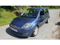 2006 Ford fiesta climate style 1.4 5dr ex cond 11 months mot.