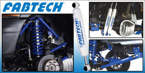 Fabtech Lift & Levelling Kits - Installations and Financing