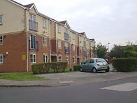 BORDESLEY VILLAGE-2 BEDROOM FLAT-ALL NEWLY DECORATED WITHIN-AVAILABLE TO VIEW ASAP-£600PCM