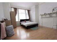 4 Bed House with separate open plan kitchen and two receptions.