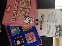 Hello kitty memory game all complete