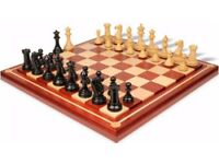 Looking for chess lover who love to play chess.
