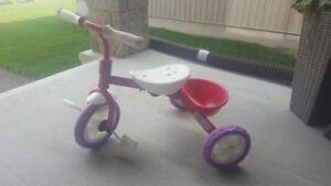TOMY John Deere tricycle