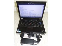 "Lenovo ThinkPad T410 14"" Laptop Intel Core i5 M520 2.40GHz 4.0GB DDR3"