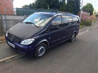 2004 Mercedes Vito 111CDI Long Sport