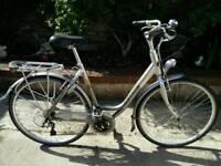 Gazelle city bike (size about M/L)