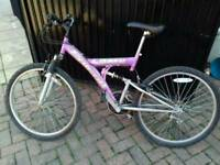 WOMENS/GIRLS FALCON BOLERO MOUNTAIN BIKE
