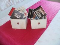 2 BOXES OF CDs (31) in total Ideal for car booting etc.