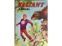 5 x Valiant Annuals 1972, 1973, 1974 ,1976, No Date
