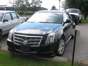 2010 Cadillac CTS ONLY 10,500.00 CERT  & E-TESTED