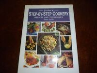 Prue Leith Step by Step Cook Book