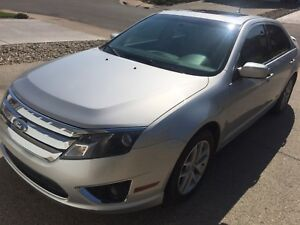 2010 Ford Fusion SEL AWD(LEATHER&SUNROOF)