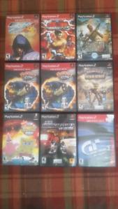 Augmente ta collection !jeux Ps2