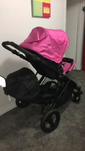 Britax be ready Double stroller