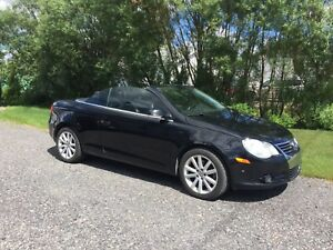 Volkswagen Eos 2007 decapotable