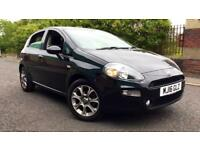 2016 Fiat Punto 1.2 Easy+ 5dr Manual Petrol Hatchback