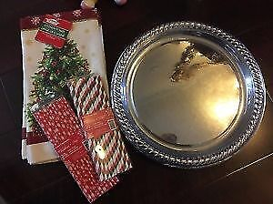 Assorted Chirstmas Kitchen stuff for sale