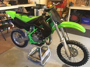 KX85 with ownership