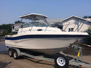 2008 Blue Water Fishing Boat in brand new condition