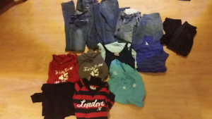 Girls clothes 10-12 years old