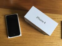 Apple IPhone4. 8GB. Immaculate condition.