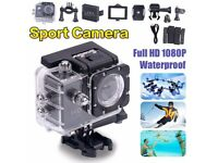 BRAND NEW Waterproof HD 1080p Action Sport Cam Camera Video Helmet Cam Bike DVR
