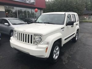 2010 Jeep Liberty Sport***CREDIT 100% APPROUVE***