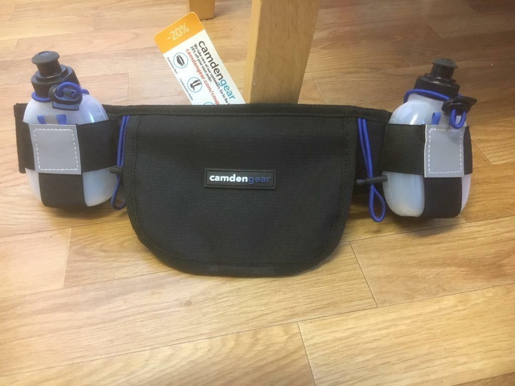Camden hydration running belt