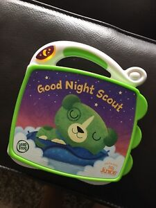 Leap Frog - Good Night Scout Book