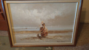 Marie Charlot Oil Painting