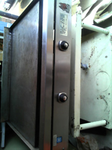 3 foot propane griddle for sale