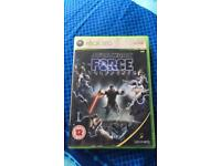 Star Wars The Force Unleashed For Xbox One and 360