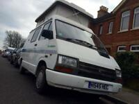 Renault Trafic Campervan - Spares or Project