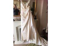 Julian Adam Wedding Dress size 10