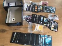 Race for the Galaxy & 2 expansions (The Gathering Storm and Rebel vs Imperium)