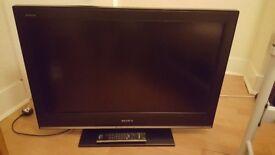 "Sony Bravia KDL-32S3000 32"" 720p HD television"