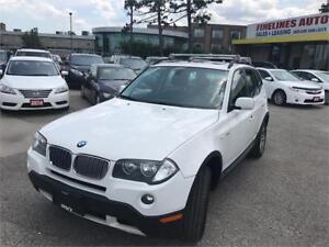 2008 BMW X3 3.0i AWD,NO ACCIDENTS