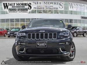 2015 Jeep Grand Cherokee SRT: LOCAL VEHICLE, ACCIDENT FREE, LOW