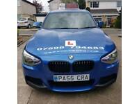 Driving lessons Cardiff and intensive courses driving instructors