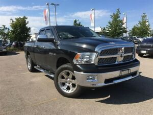 2010 Dodge Ram 1500 LARAMIE**LEATHER**NAVIGATION**