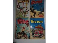 Victor book for boys x4