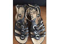 Women Clarks sandals