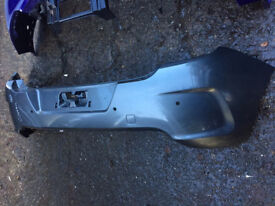 Citroen c4 ds4 genuine rear bumper can post other Citroen bumpers available
