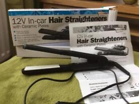 IN-CAR HAIR STRAIGHTNERS