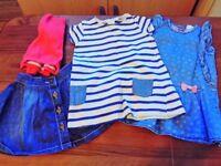 girl's clothes - 9-12 months - bundle