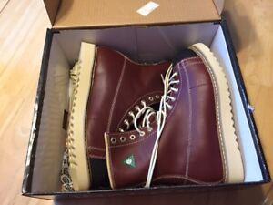 Brand New Steel Toe Work Boots