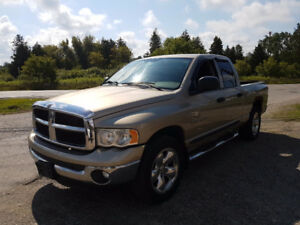 Parting out a 2005 Ram