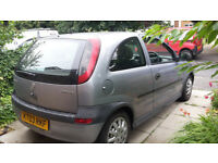 Vauxhaul Corsa For Sale, MOT still valid, reliable engine, much loved
