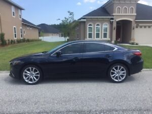 LEASE TRANSFER 2015 Mazda 6 manual $418 tax-in/monthly 14 months